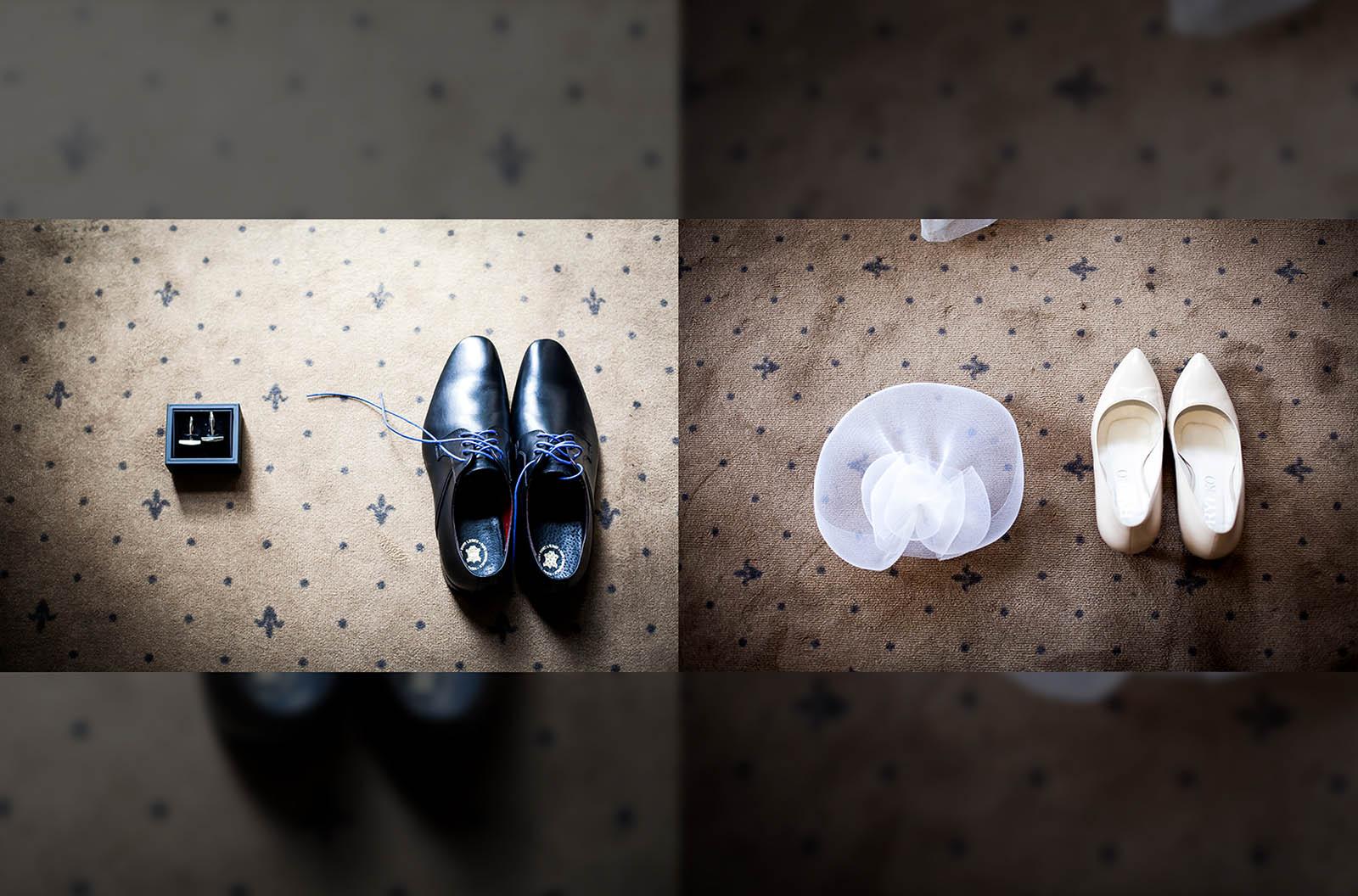 Przygotowania do ślubu i wesela.