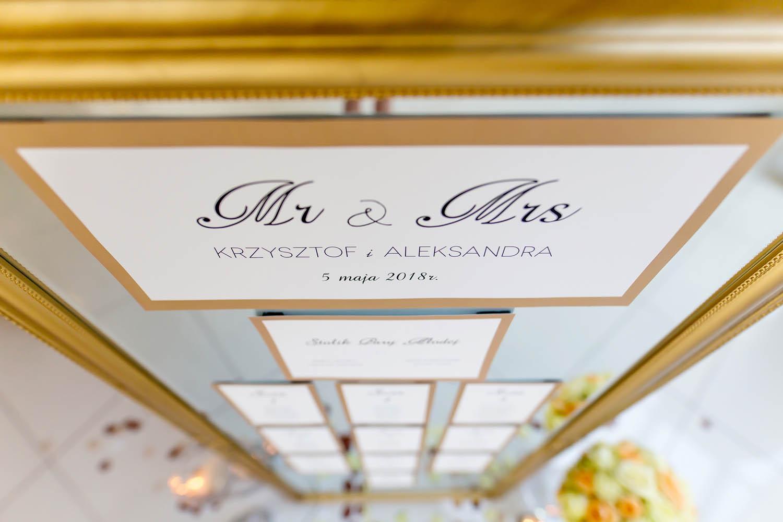 Aleksandra i Krzysztof zdjęcia ślubne MasterFilm